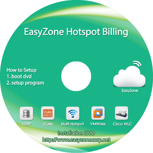 EasyZone Hotspot Billing v3.2.1